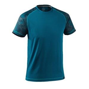 T-krekls, Advanced, tumši zilizaļš, XL, Mascot