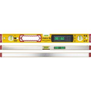 Digitālais elektroniskais līmeņrādis TECH 196  electronic 61cm, Stabila