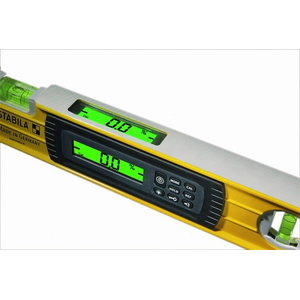 Skaitmeninis gulsčiukas TECH 196  elektroninis IP46 61cm, Stabila