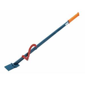Gāžamā lāpstiņa ar veļamo āķi, 130 cm, BAHCO, Ratioparts