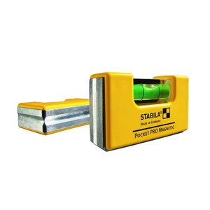 Līmeņrādis PRO Magnetic, Stabila