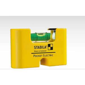 Līmeņrādis Pocket Electric, Stabila