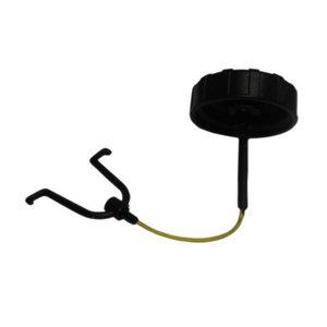 Bensiini ja õlipaagi kork Stihl 017, 018, MS170, Fuel cap St