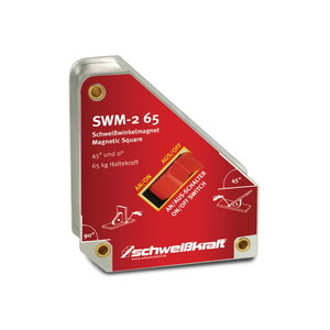 Suvirinimo magnetas SWM-2 65, Schweisskraft
