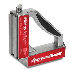 Switchable welding angle magnet 90° SWM 35, Schweisskraft