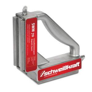 Suvirinimo magnetas 90 ° SWM70