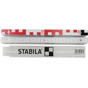 Folding rule 2m type 1407 GEO, Stabila