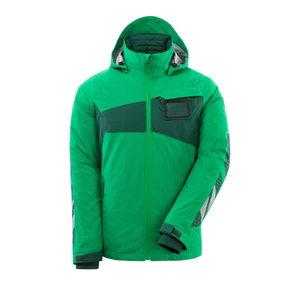 Vējjaka ACCELERATE Light, green 2XL