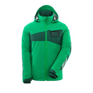 Koorikjope ACCELERATE Light, roheline 3XL