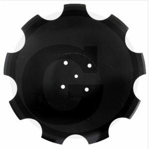 Concane disc AMAZONE 78201966, Granit