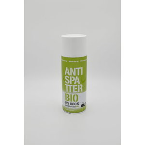 Oil based anti-spatter spray (oil based) WS1800 S 400ml, Whale Spray
