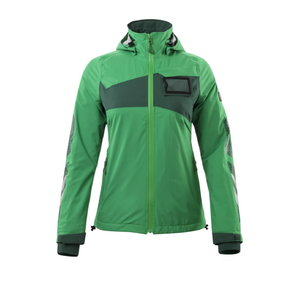 Striuke SHELL ACCELERATE Light, mot., green, Mascot