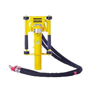 Hydraulic post driver LPD-LD-T, Atlas Copco