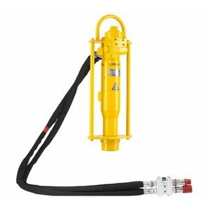 Hydraulic post driver LPD-RV, Atlas Copco