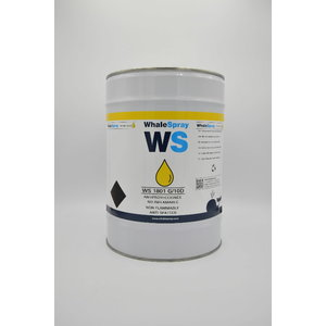 Anti-spatter WS1801 G/10D 5L, water based, for detail, Whale Spray