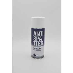 Anti-spatter spray WS1801 S 400ml (water based), Whale Spray