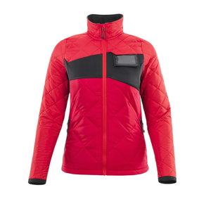 JACKET ACCELERATE CLIMASCOT, woman, red, Mascot