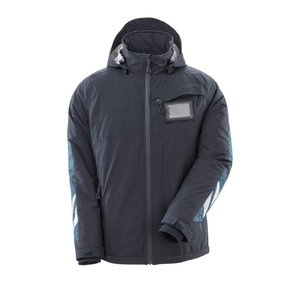 Winter jacket ACCELERATE CLIMASCOT Light, dark blue L, Mascot