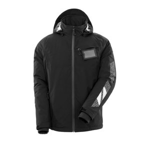 Winter jacket ACCELERATE CLI Light, black 2XL, Mascot
