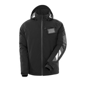 Winter jacket ACCELERATE CLI Light, black L, Mascot