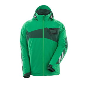 Žieminė striukė ACCELERATE CLI Light, green M, Mascot