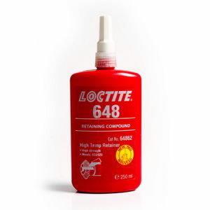 Retaining compound LOCTITE 648 5ml, Loctite