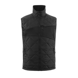 Gilet ACCELERATE  CLI Light, black 4XL, Mascot