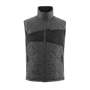 Vest ACCELERATE  CLIMASCOT Light, tumehall 3XL