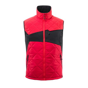Vest ACCELERATE  CLI Light, punane 2XL, MASCOT