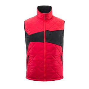 Vest ACCELERATE  CLIMASCOT Light, punane M