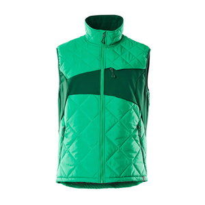 Vest ACCELERATE  CLI Light, roheline 2XL, Mascot