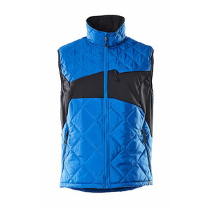 Vest ACCELERATE  CLI Light, sinine/tumesinine 4XL, Mascot