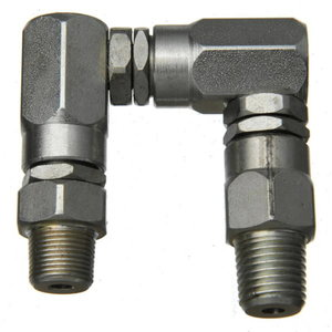 "Z-swivel 1/2""-27 - 1/4""NPT m-f, Orion"