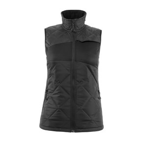 Vest ACCELERATE CLIMASCOT Light, naiste, must M, Mascot