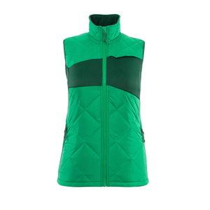 Gilet ACCELERATE CLI Light, women, green M, Mascot