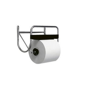 Paberrätiku hoidik rullidele/ seinale kinnitatav/ , Satino