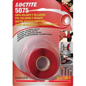 Izolējošā un blīvējošā lente  SI 5075 4,27m black, Loctite