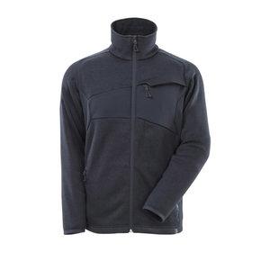 Trikotāžas jaka ACCELERATE, tumši zila XL, , Mascot