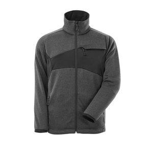 Džemperis su  užtrauktuku  ACCELERATE, dark anthracite L, Mascot