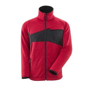 Džemperis su  užtrauktuku  ACCELERATE, red, Mascot