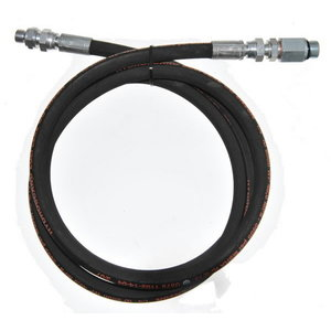 Grease hose 5m, 1/4F-3/8M, Orion