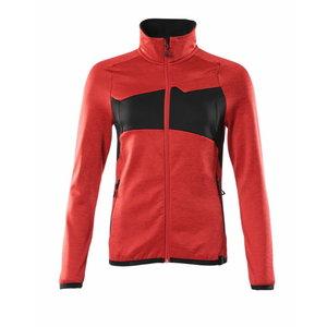 Džemperis Fleece ACCELERATE, raudona/juoda L, , Mascot