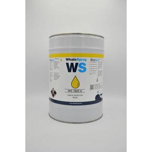 NDT Penetrant Crack 1, WS1820 G (punane), 5L, Whale Spray