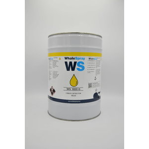 NDT Penetrant Crack 1, (red) WS1820 G, 5L, Whale Spray