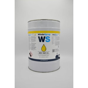 NDT Developer WS1821 G, 5L (balts), Whale Spray