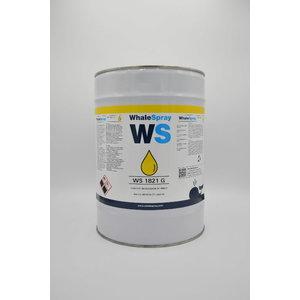 NDT ryškalas Crack 2, WS1821 G, 5L (baltas), Whale Spray