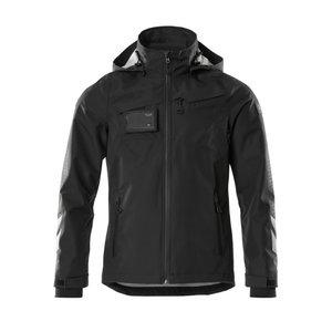 Vējjaka ACCELERATE, melna XL, Mascot