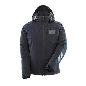 Winter jacket ACCELERATE CLI, dark navy 4XL, Mascot