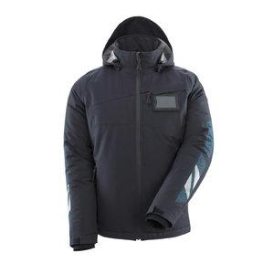Winter jacket ACCELERATE CLI, dark navy XL, Mascot