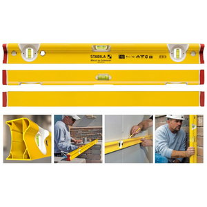 Spirit level, type R 300, length 61 cm, Stabila
